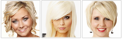 Light blonde hair color suggestions